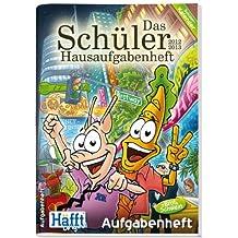 2012/2013: Häfft: Das Schüler Hausaufgabenheft (Original DIN A5)