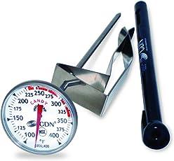CDN IRXL400 InstaRead Candy & Deep Fryer Thermometer