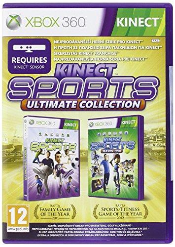Microsoft KINECT SPORTS ULTIMATE, Xbox360-Spiel (Xbox360)