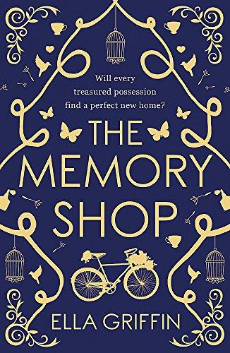 The Memory Shop por Ella Griffin