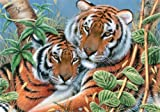Ravensburger Puzzle - Tiger (1000 pieces) by Ravensburger