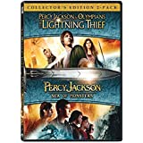 Percy Jackson Collector's Edition: The Lightning Thief + Sea of Monsters