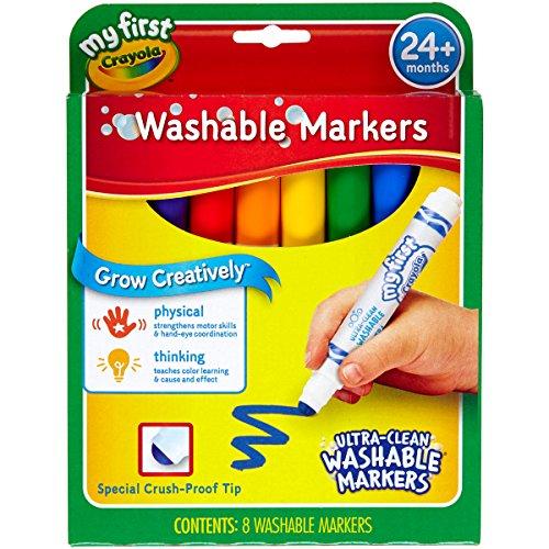 Crayola My First waschbar Marker 8ct