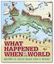 What Happened When in the World: History as You\'ve Never Seen it Before! (Dk)