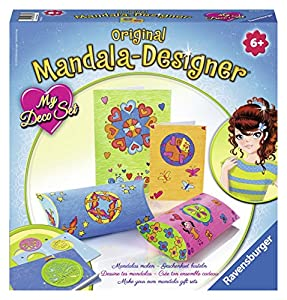 Mandala Designer  - My Deco Set Friendship, juego creativo (Ravensburger 29833 4)