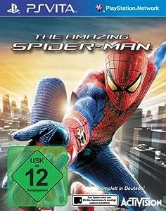 Amazing Spiderman - [PlayStation Vita]