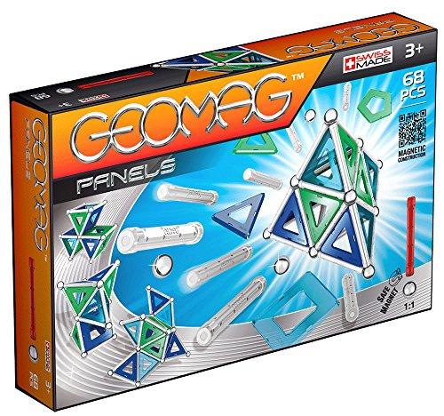 Geomag - Panels 68 piezas, juego de construcción (452)