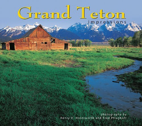 Grand Teton Impressions by photography by Henry H. Holdsworth (2002-08-01)