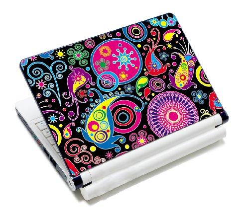 """Notebook Skin Aufkleber / Laptop Folie Sticker für Geräte von 10"""" bis 17"""" Zoll Sidorenko"""