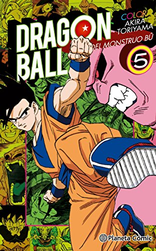 Dragon Ball Color Bu nº 05/06