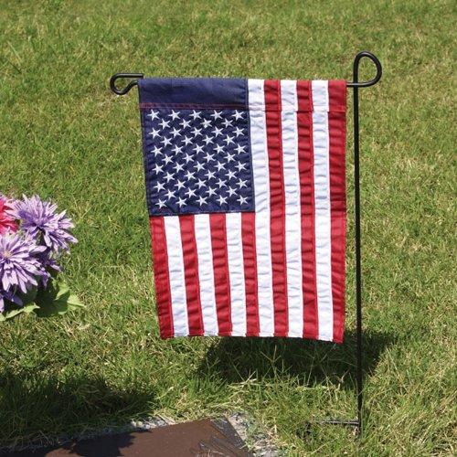 Cemetery Garden Flag Pole