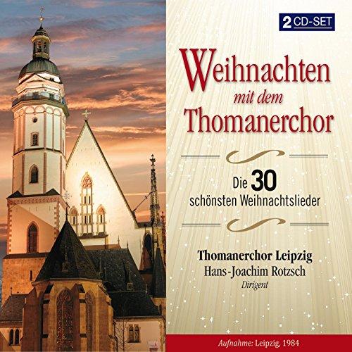 Weihnachten mit dem Thomanerchor