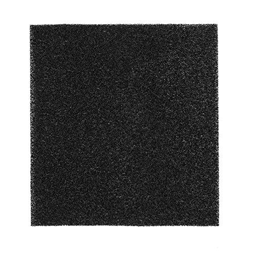 Luftentfeuchter Filter (DURAMAXX • Drybest • Aktivkohlefilter • Ersatzfilter • absorbiert organische Pratikel • entfernt lästige Gerüche • schwarz)
