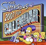 The Simpsons 2007 Fun Calendar (Simpsons (Harper))