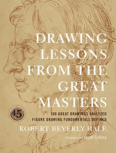 Drawing Lessons From The Great Masters (Practical Art Books) por Robert Beverly Hale