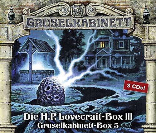 Die H.P.Lovecraft-Box III (Hp Sony)