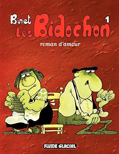 Couverture du livre 48hbd - Les Bidochon - roman d'amour