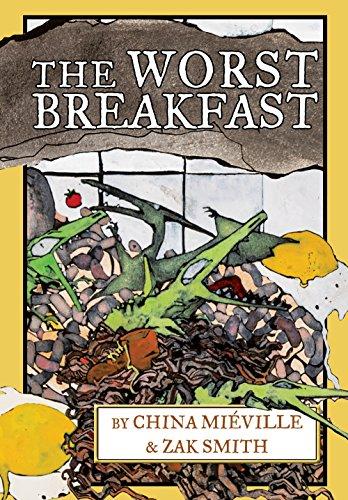 The Worst Breakfast (English Edition) eBook: China Miéville, Zak ...