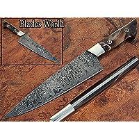 Custom made in acciaio Damasco 12