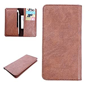 DooDa PU Leather Case Cover For Micromax Canvas 4 A210