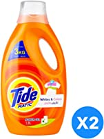 Tide Automatic Power Gel Original Scent 2 x 1.8 l Dual pack