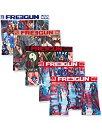 Freegun Marvel Packx5, Boxer Homme