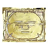 1× Crystal Collagen Facial Face Mask Anti-Aging Hydrating Moisturizing Skin Care