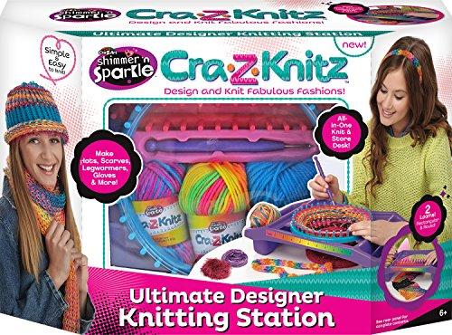Crazart - 33682 - CRA-z-knitz - Station De Tricot