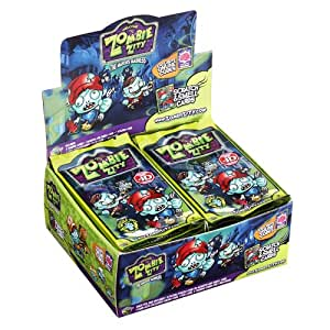 Zombie Zity Trading Card Foil Pack Booster (Box of 24)