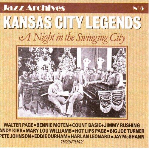 Kansas City Legends 1929-1942 (Jazz Archives No. 5)