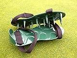 Rasen Spike Luftsprudler Schuhe/Sandals.British entworfen und hergestellt für maximale Belüftung.
