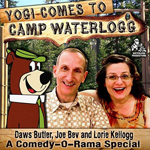 Yogi Comes to Camp Waterlogg  Audiolibri