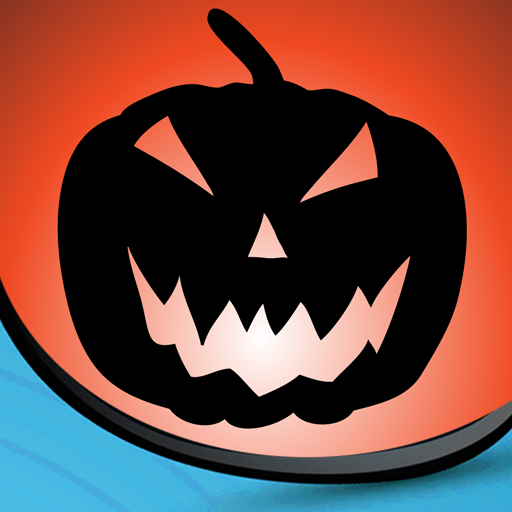 (Kürbisse Halloween-hintergrund)