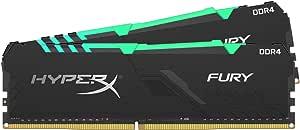 Hyperx Fury Arbeitsspeicher 3600mhz Ddr4 Cl17 Dimm Computer Zubehör