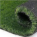 CHETANYA High Density Artificial Grass for Balcony Garden,Artificial Grass Carpet, Artificial Grass mat