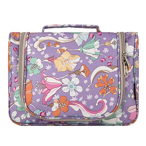 Yeiotsy , Beauty Case  Ragazza Donna viola Purple