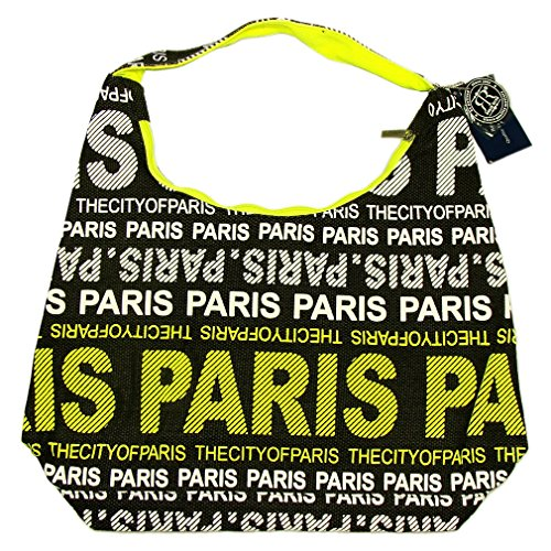 Sac 'City' Paris Robin Ruth - Noir