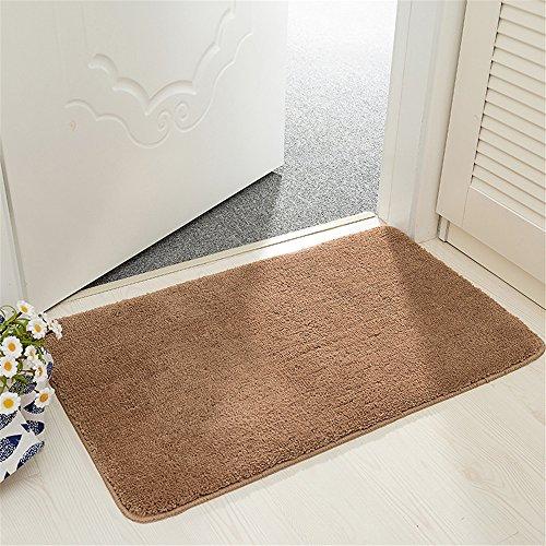 Wc rutschfester Matte Badezimmer Badezimmer WC Wasser ansaugen Tür mat Mat, c3-60 * 90 cm (C360-speicher)