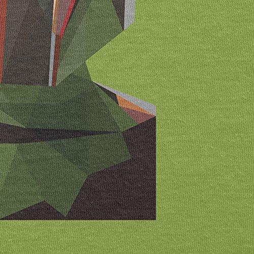 Texlab–Poly Bounty Hunter–sacchetto di stoffa Verde chiaro