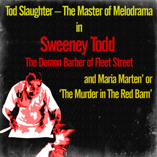 A Lovely Throat for a Razor: (From 'Sweeney Todd - the Demon Barber of Fleet Street', Act 1)