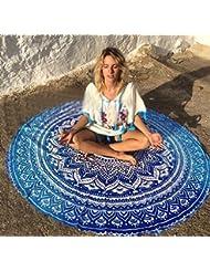 WDBS Europe et les États-Unis serviette de plage / serviettes de plage / tapis de yoga