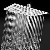 TAPCET Soffione doccia/Soffione cromato Acciaio inossidabile in acciaio inox 304 in acciaio inox...