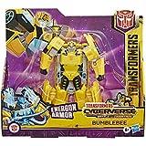 Transformers Spielzeug Cyberverse Ultra-Klasse Bumblebee Action-Figur, lässt sich für mehr Power mit der Energon Armor…