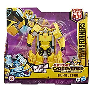 Transformers Cyberverse Ultra Bumblebee (Hasbro E7106ES0)