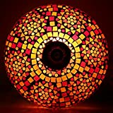 EarthenMetal-Handcrafted-Mosaic-Decorated-Circular-Red-Glass-Ceiling-Lamp-BUY-ORIGINAL-Earthenmetal-Products-ONLY-FROM-EARTHENMETAL