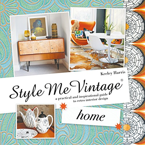 61zCVFV1spL - NO.1 HOME DESIGN# Style Me Vintage: Home: A Practical and Inspirational Guide to Retro Interior Design