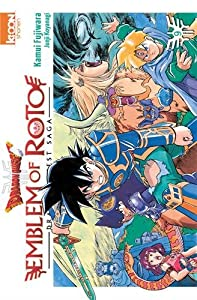 Dragon Quest - Emblem of Roto Edition simple Tome 9