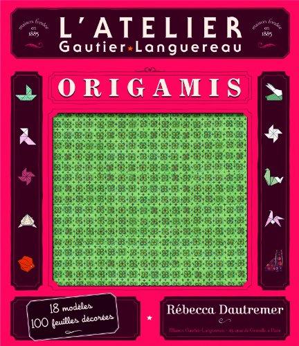 L'atelier origamis de Colonel Moutarde