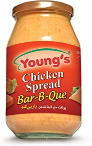 Young's Chicken Spread BBQ, 300 ml