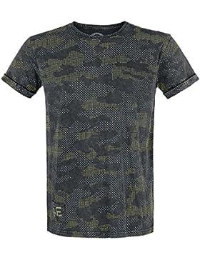 R.E.D. by EMP Glorious Day Camiseta Aceituna XL
